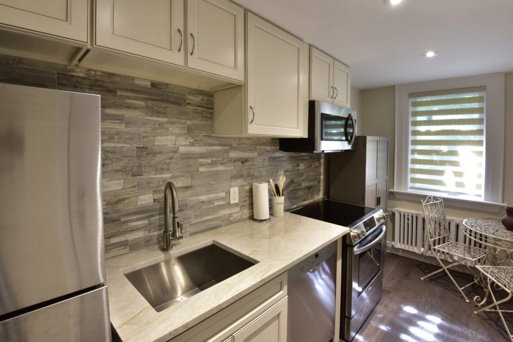 Rental Unit - Kitchen