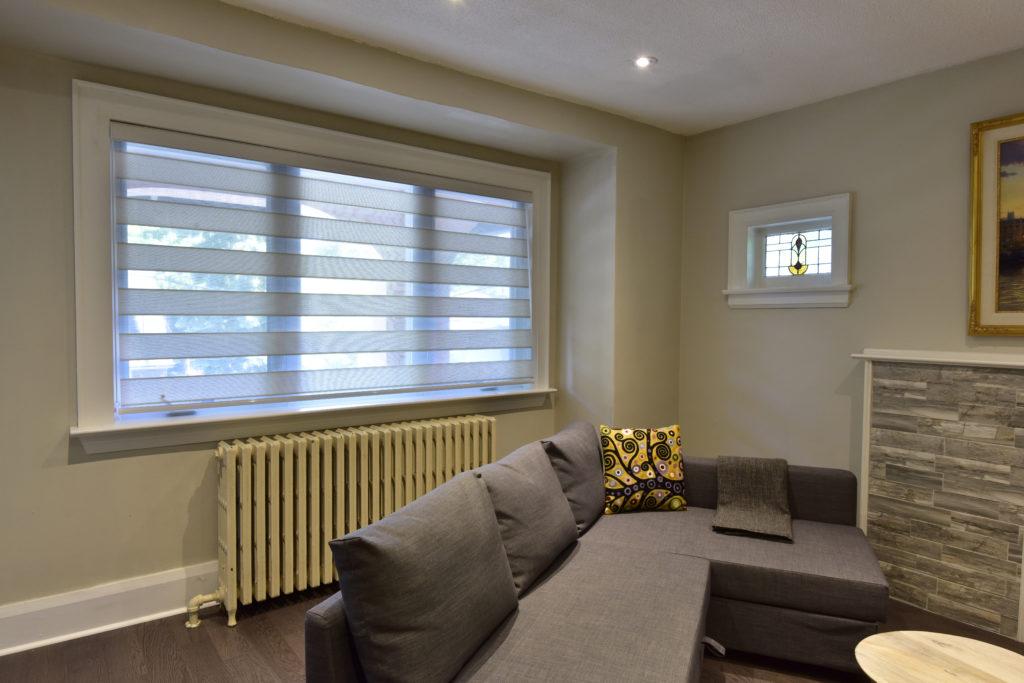 Rental Unit - Living Room