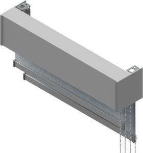 dual shade, Gemini Dual Shade System