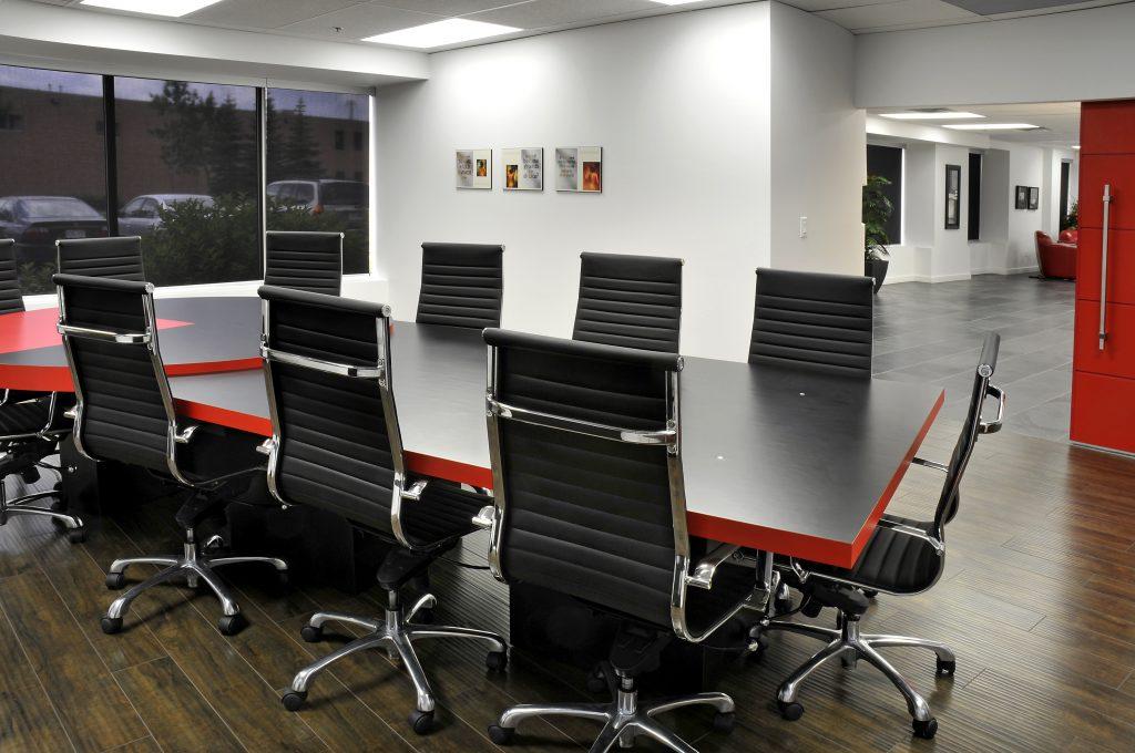 Rubinet Faucet Company - Boardroom