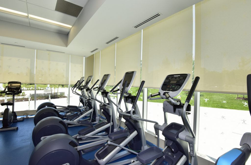 Pan Am 2015 Scarborough - Exercise Room